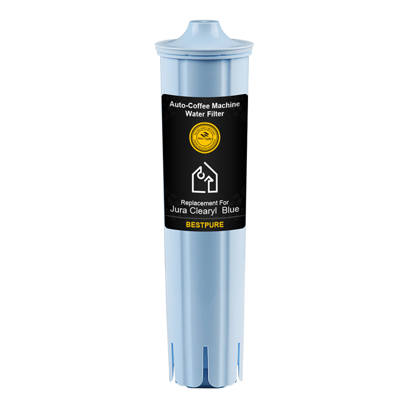 inline water filter for coffee machine