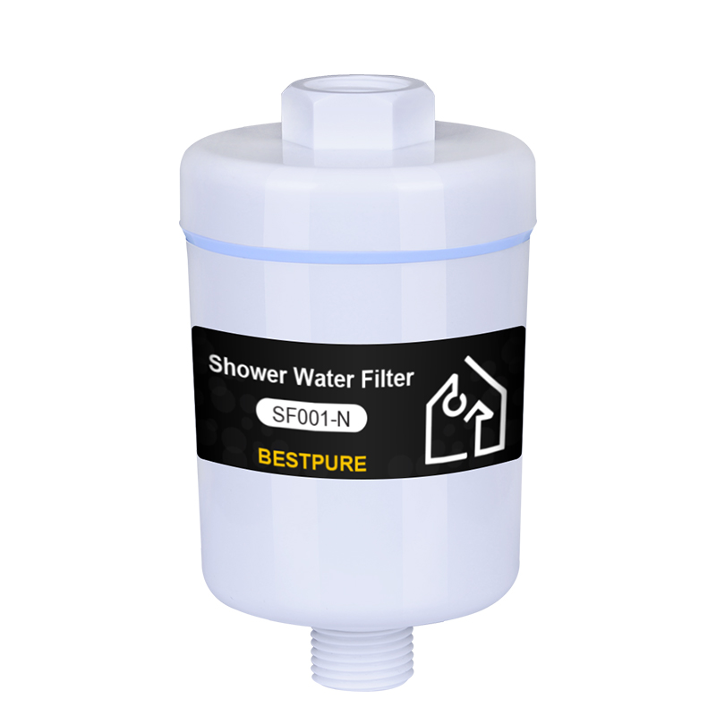 Hot Sale 4 Stage Shower Filter Remove Chlorine Heavy Metals and Other Sediments
