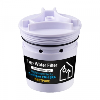 Filter Replacement for Tap Water System
