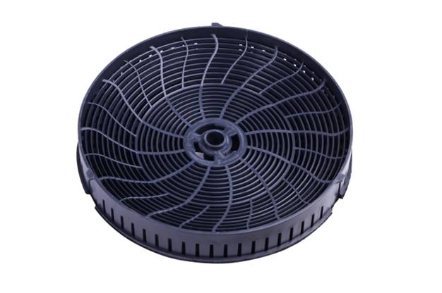 charcoal filter range hood