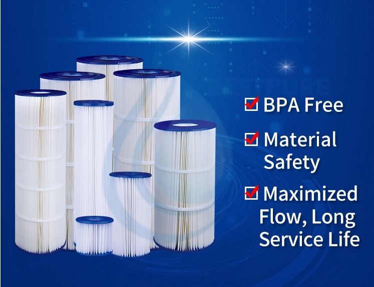 pool filter supplies