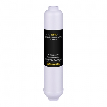T33 activated carbon post inline carbon filter