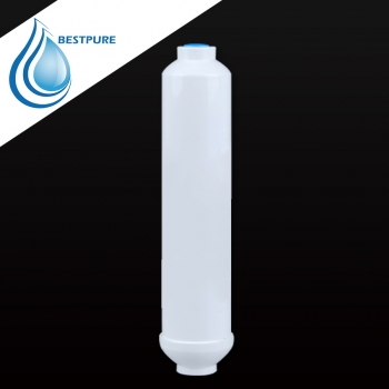 """2"""" T33 series inline water filter cartridge quick fitting"""