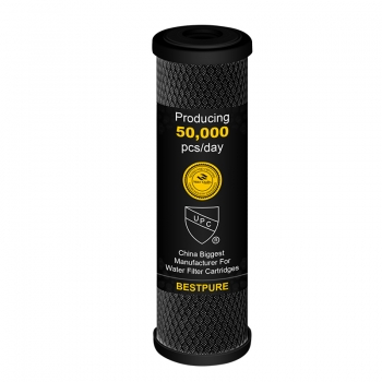 """10"""" sintering activated carbon filter"""