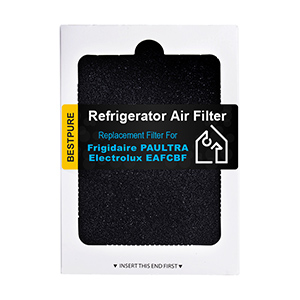 Replacement refrigerator air filter for Electrolux EAFCBF