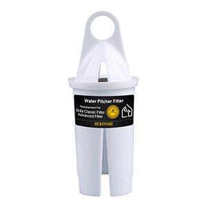 Water Pitcher Filter Refill Compatible to Brita Classic Filter, Advanced Filter