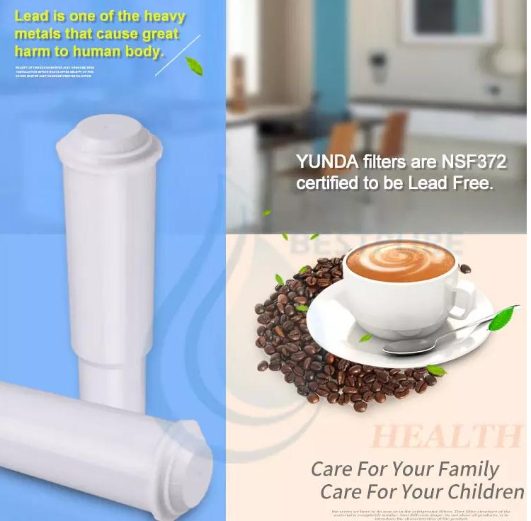brita water filter for coffee machine