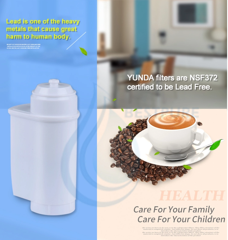 best water filter foe coffee machine