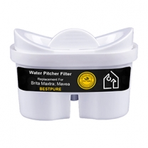 Water Pitcher Water Refill Compatible to Brita Maxtra, Mavea Filter