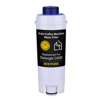 Water filter compatible with DeLonghi Espresso Coffee Machines DLSC002