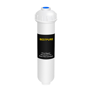 Reverse osmosis water system T33 inline water filters