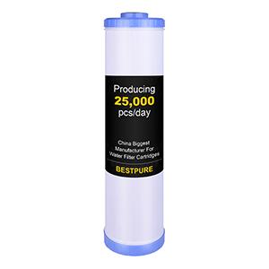 20x4.5 Inch Big Blue Granular Activated Carbon GAC/UDF Filter Cartridge