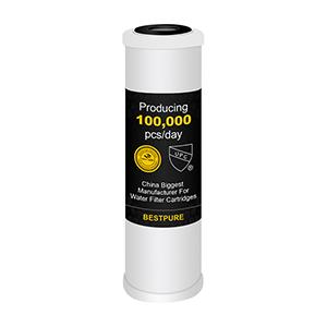 NSF certified sediment water filter cartridge