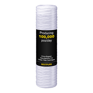 20 X 4.5 inch PP String Wound Filter Cartridge with Low Price