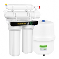 4 Stages reverse osmosis water purifying systems