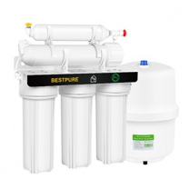 5 Stage reverse osmosis water purifier for drinking water