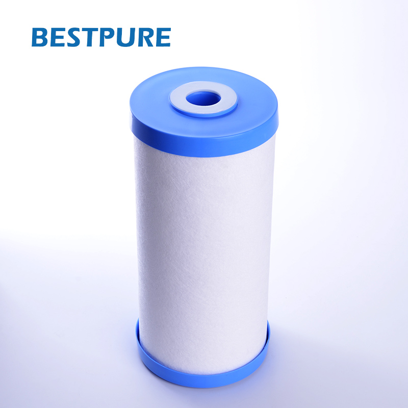 10X4.5 Inch Sediment and Activated Carbon Water Filter