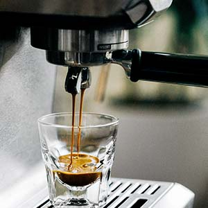 espresso filter coffee machine