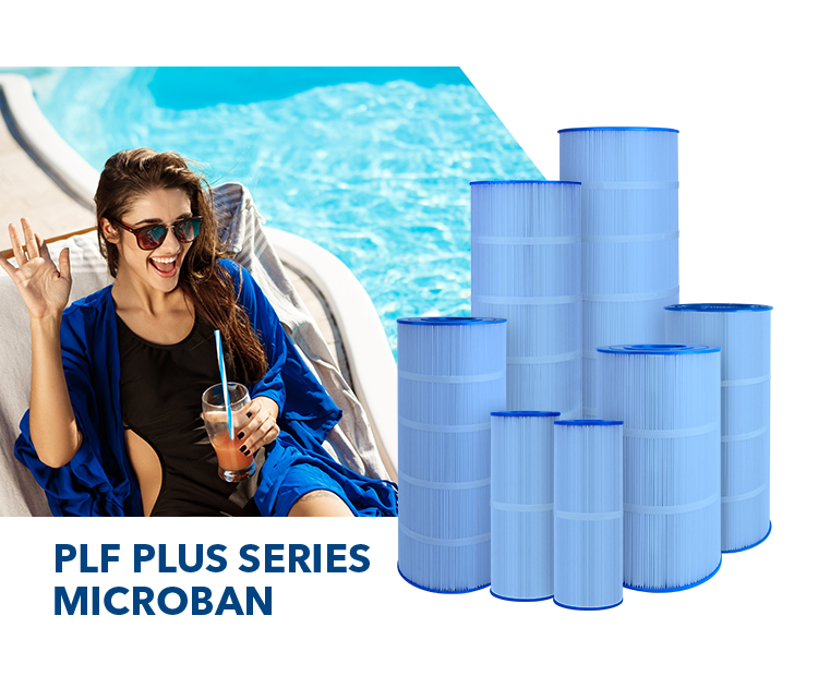 types of pool filters