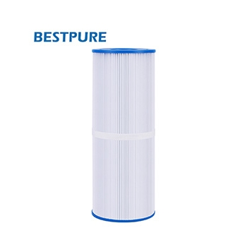 High flow washable swimming water pool spa filter cartridge PLF-50IN