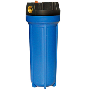 Wholehouse water treatment for 10