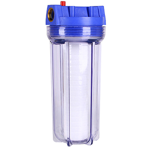 10X4.5 Big Blue Water Filter Housing With Low Price