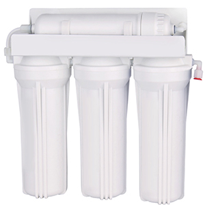 Europe water 3- stage di filtration system