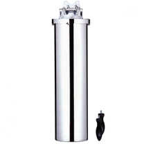 Stainless Steel Cartridge Filter Housing(YD20SS-SS1BB) for Whole House