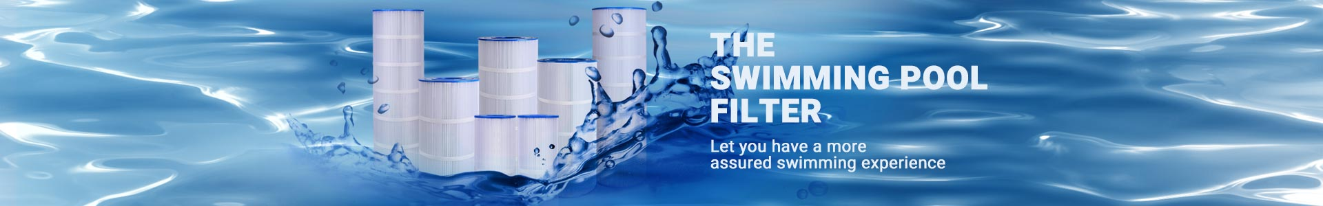 Pool & Spa Water Filters