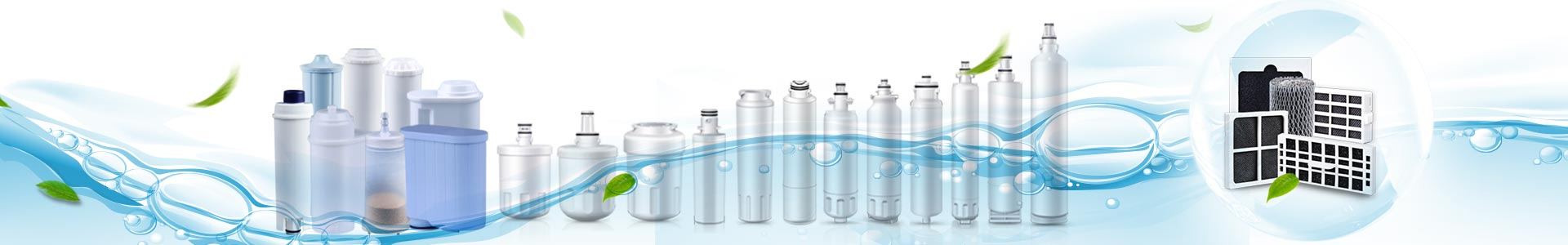 Water Filters For Home Appliances