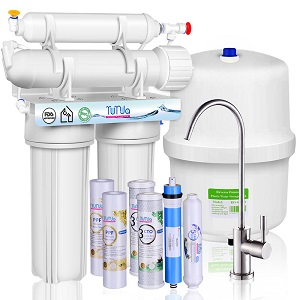 4 Stage Reverse Osmosis System For Home UnderSink