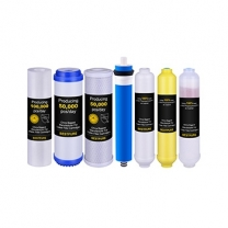 Pre-Filter, Post Carbon Inline, Membrane, Mineral and Alkaline Water Filter