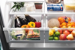 Put Everything in the Refrigerator? It's Really Smelly