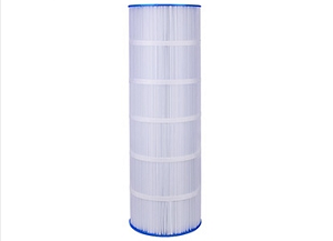 The Pleated Filter Cartridge in Swimming Pool