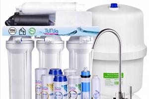Precautions and Maintenance of RO Water FilterStorage Tank