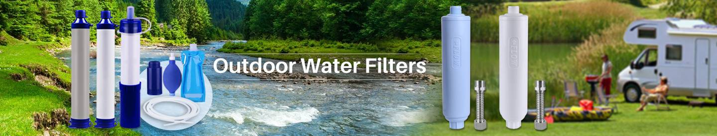 LifeStraw Portable Filters