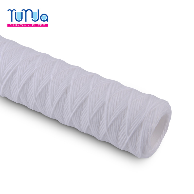 20X2.5 Inch PP String Wound Water Filter Cartridge