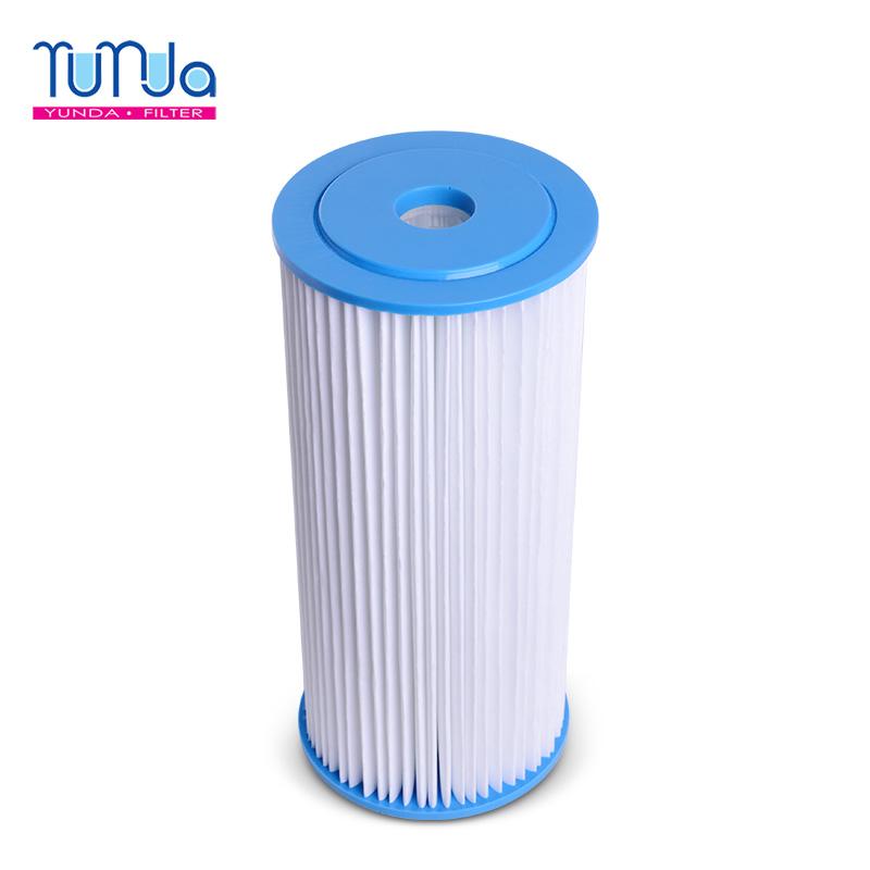 Pleated Sediment Filters