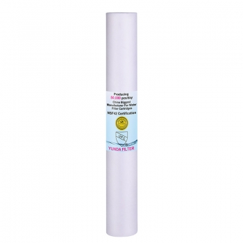 20 x 2.5 Inch PP Sediment Melt Blown Water Filter Cartridges with Low Price