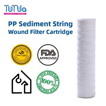 10 x 2.5 String Wound Filter Cartridge