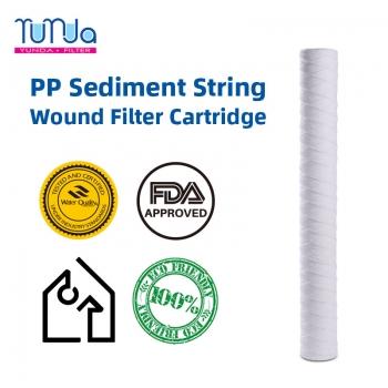 Wound Filter Cartridge, 20 x 2.5 Wound Filter Cartridge