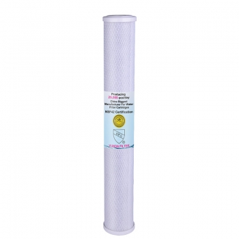 20 X 2.5 Inch CTO Carbon Block Water Filter