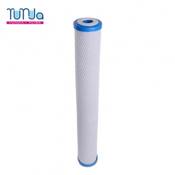 CTO Carbon Block Filter, 20 x 2.5 inch CTO Carbon Block Filter