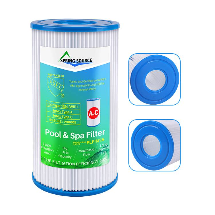 Type A C Replacement Swimming Pool Filter Cartridges for Wholesale