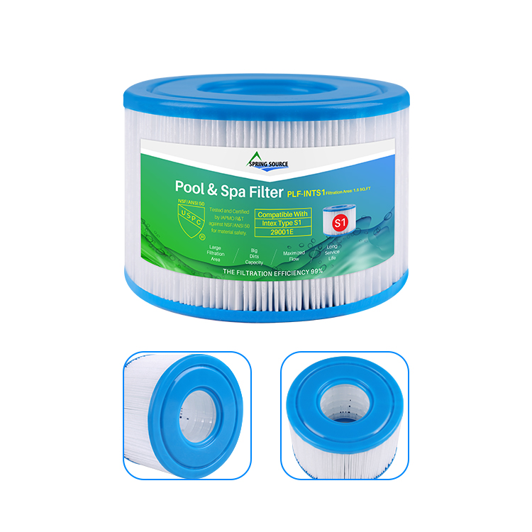 S1 Pool Spa Water Filter Cartriges | Wholesale Manufacturing Supplier