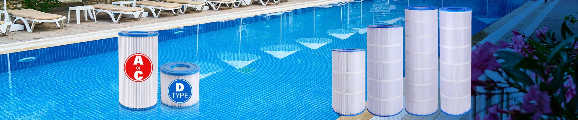Pool Filter Cartridge