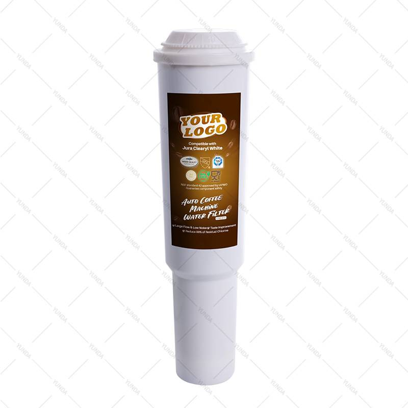 Replacement Coffee Machine Filters for JURA CLEARYL WHITE