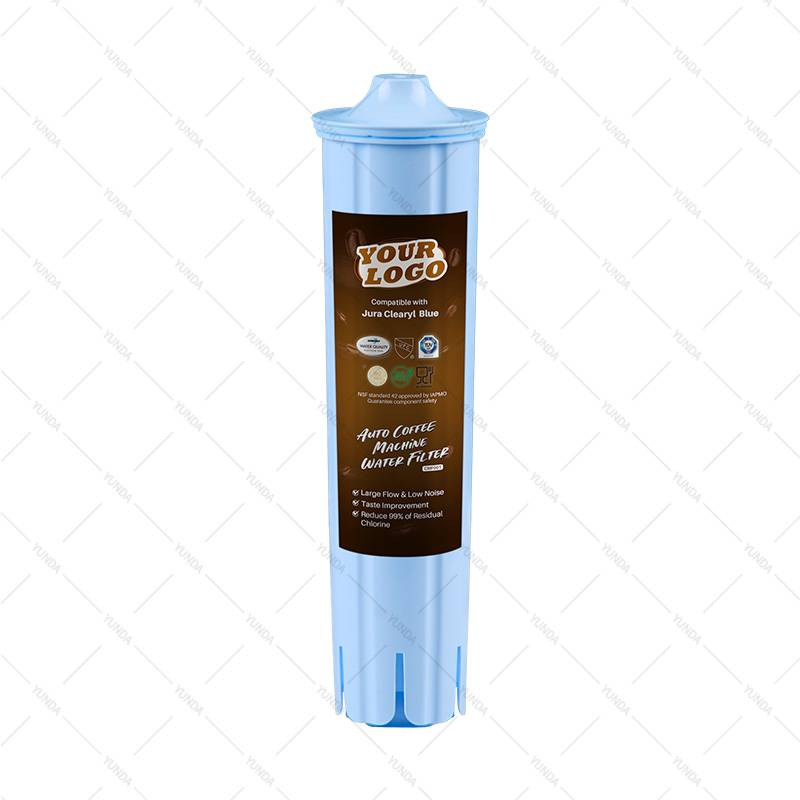 Coffee Machine Water Filter Compatible with Jura Claris Blue
