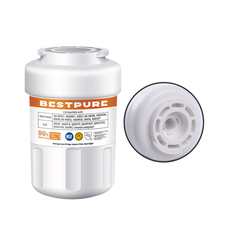 Fridge Water Filter Compatible GE Smart MWF, MWFINT, MWFP, MWFA, GWF