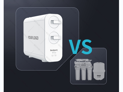 2 Points Make UTR400 RO Water Filter More Popular